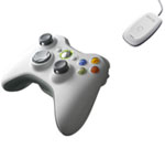 Wireless games controller with USB receiver